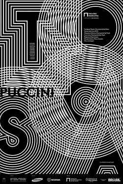 A capa do programa