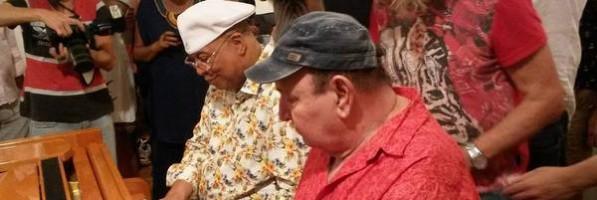 Chucho Valdés e João Donato