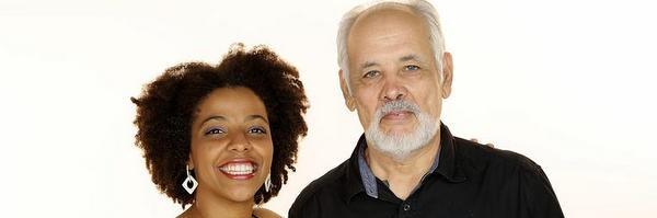 Cristóvão Bastos e Maíra Freitas (Foto: Aurélio Oliosi)