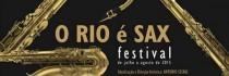 Festival O Rio é Sax