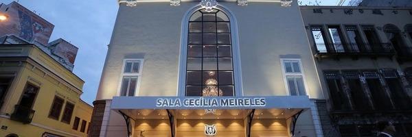 Sala Cecilia Meirelles