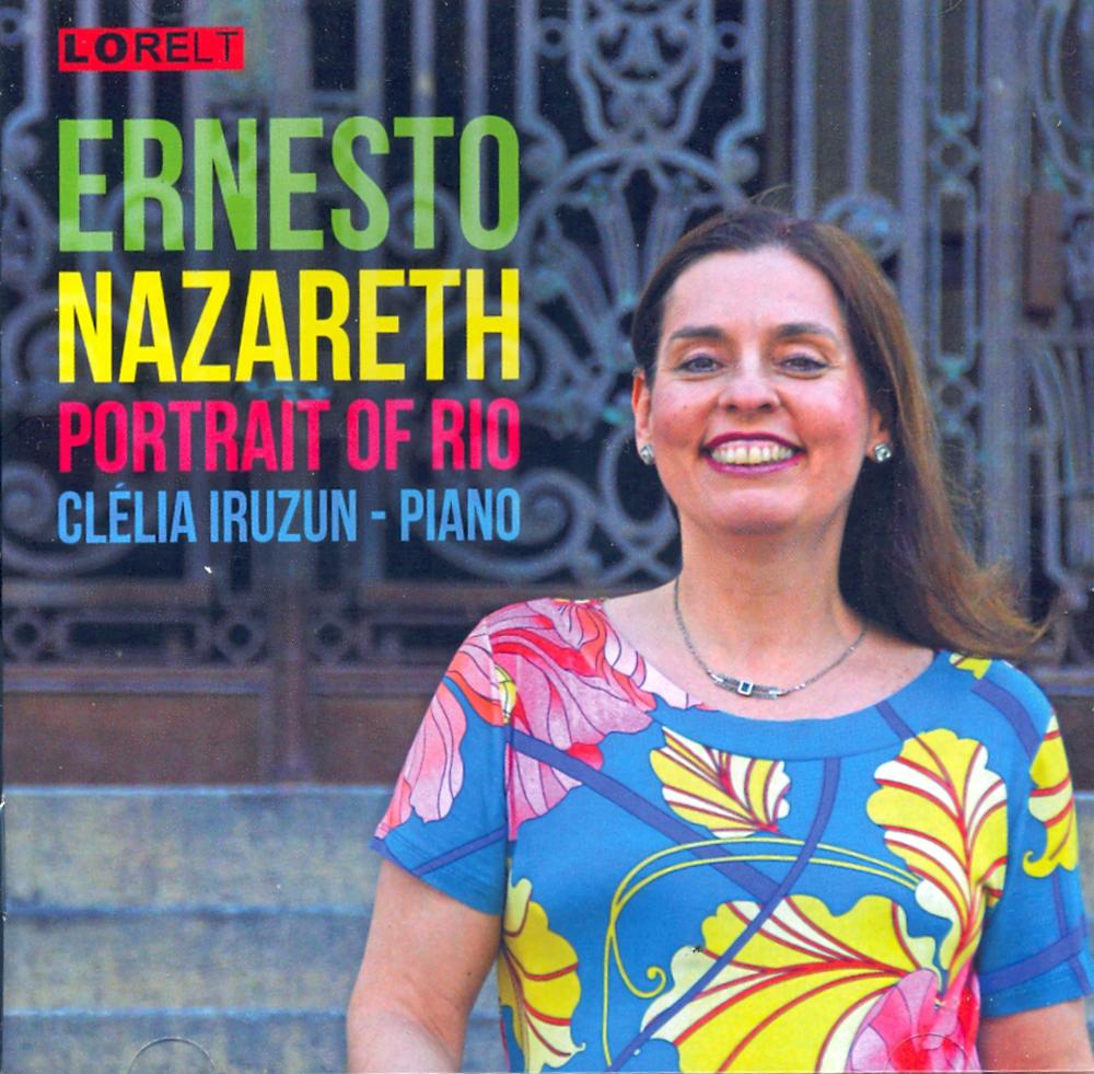 CD Ernesto Nazareth – Portrait of Rio