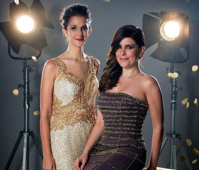 Marina Cyrino e Nadia Figueiredo