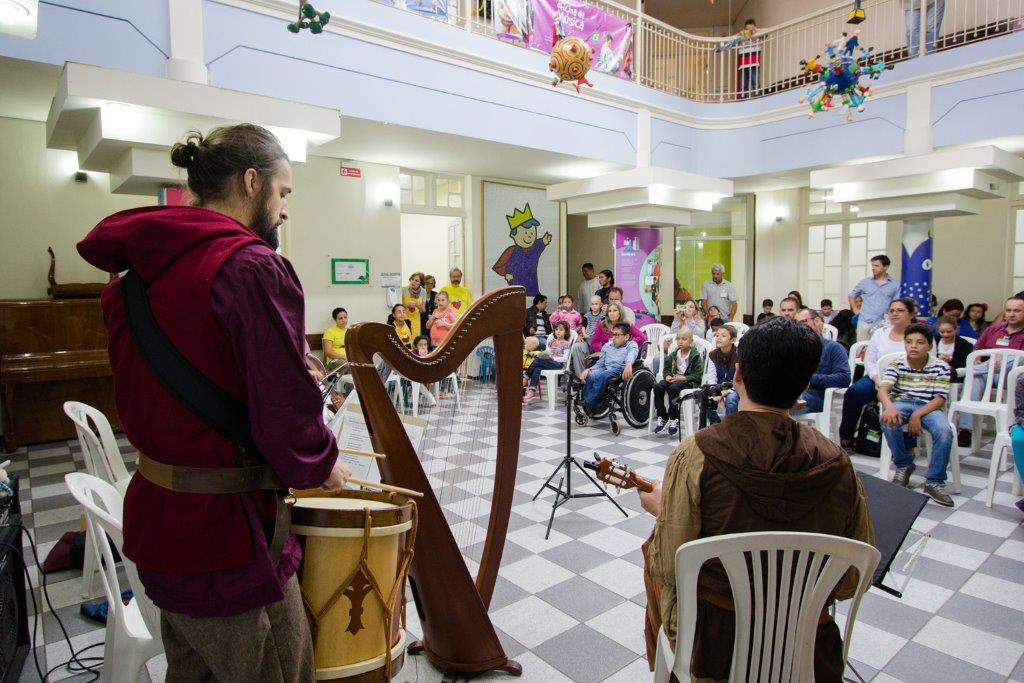 Projeto Concertos Gols Pela Vida