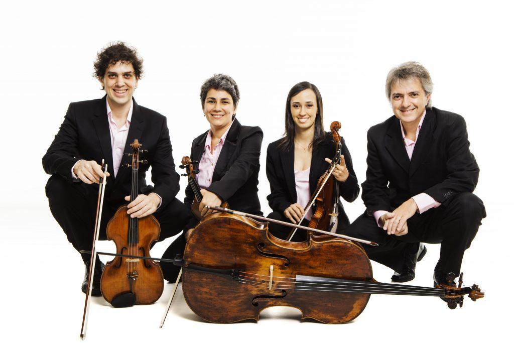 Quarteto RadamA�s Gnattali